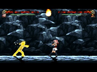 Naruto. Mugen. The Game. Top Chars Collection. Episode 1
