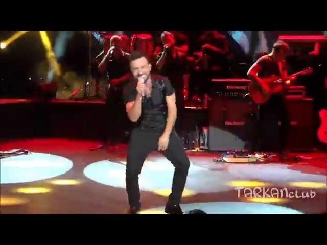 TARKAN Sen Başkasın Live @ Harbiye, Istanbul - August 27th 2015