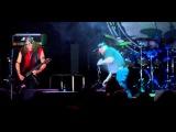 MANILLA ROAD - Open The Gates (Live in Chile 05-07-2014)