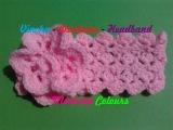 Vincha a Crochet Diadema