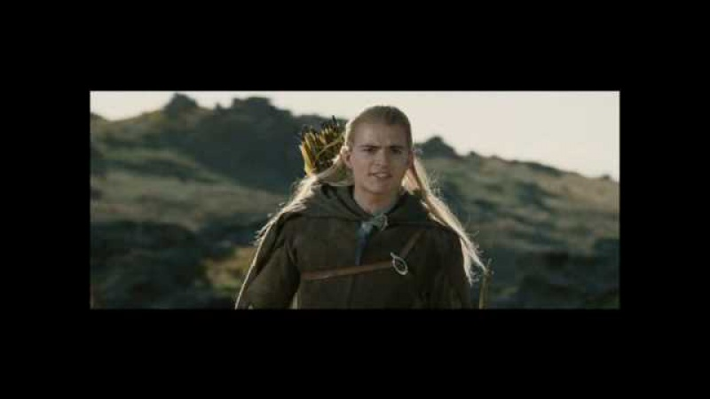 They're Taking The Hobbits To Isengard HQ