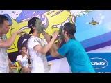 151002 #Luhan @ Real Hero 《真心英雄》 Highlight - Luhan with Mud Mask