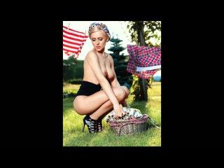 Sexy Naked Celebrity NUDES Photo PLABOY 18+ Compilation Sexy Naked Playboy Россия
