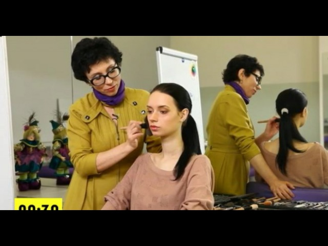 'Довершена краса': як правильно підібрати макіяж - Дивитися, смотреть онлайн - 1plus1.ua