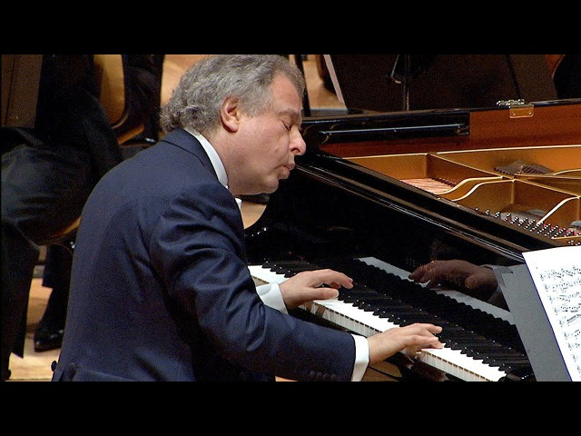 Berliner Philharmoniker - Bach: Piano Concerto No. 1 / Schiff
