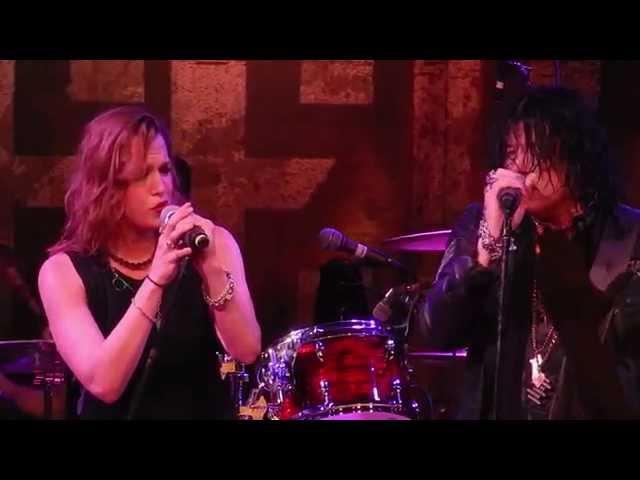 Tom Keifer Lzzy Hale - Nobody's Fool Nashville Apr 15 2015