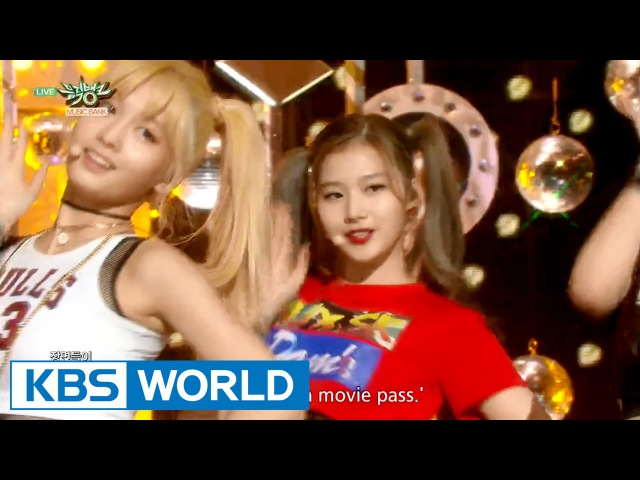 TWICE - Do It Again / Like OOH-AHH | 트와이스 - 다시 해줘 / OOH-AHH 하게 [Music Bank Hot Debut / 2015.10.23]