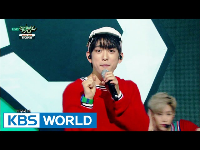 GOT7 - Just Right (딱 좋아) [Music Bank K-Chart / 2015.07.17]