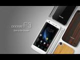 Doogee F3 & F3 pro Process Design Function introduction review!
