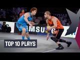 Top 10 Plays - 2014 FIBA 3x3 All Stars
