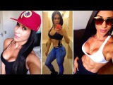 JESSICA CARVALHO - Fitness Model: Workout Routines for Muscle Building and Fat Burning @ Brazil