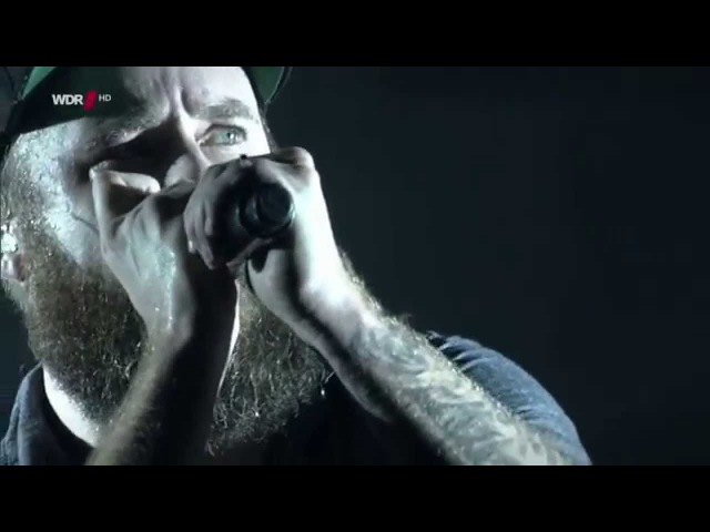 In Flames live, 31.10.14 Palladium Cologne. Pro-shot [720p]