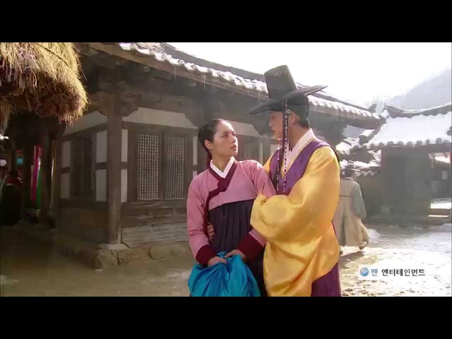 [MV] 해를 품은 달 The Moon That Embraces The Sun OST Part.2 - 린 Lyn - 시간을 거슬러 Back In Time