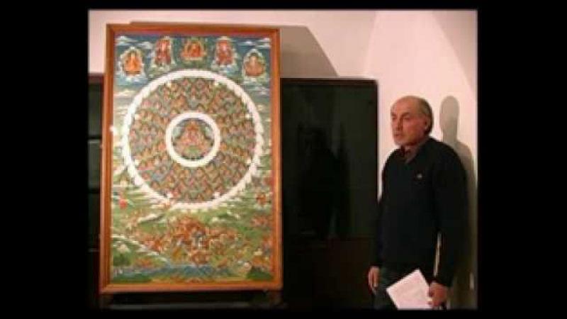 Лекция «Танка Шамбалы» профессора А.Качарова декабрь 2003