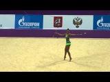 Маргарита Мамун,Гран При по художественной гимнастике г.Москва 2.03.2014