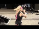 Steel Panther- Just Like Tiger Woods live at Download Festival 2012