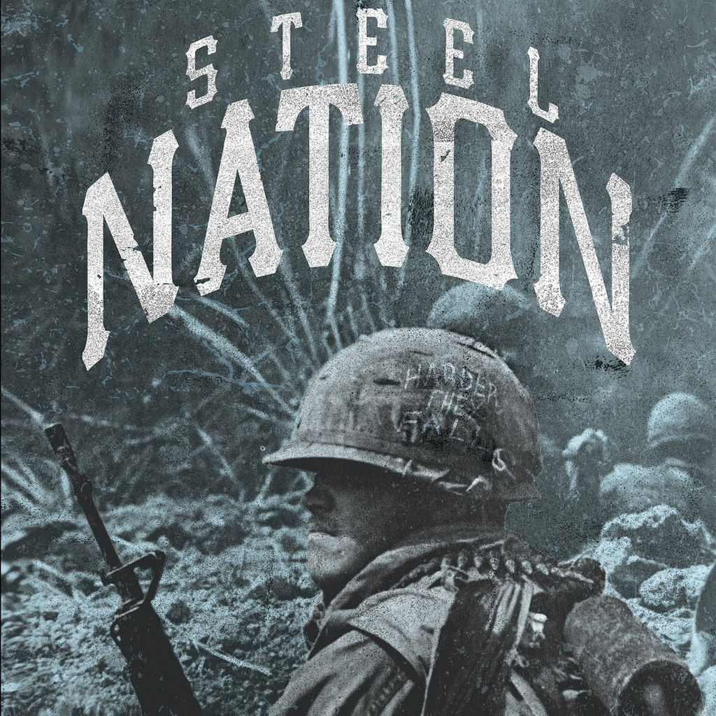 Steel Nation - The Harder They Fall (2015)