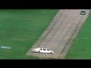 Сцена из сериала Бригада 9 серия снятая на тушинском аэродроме.