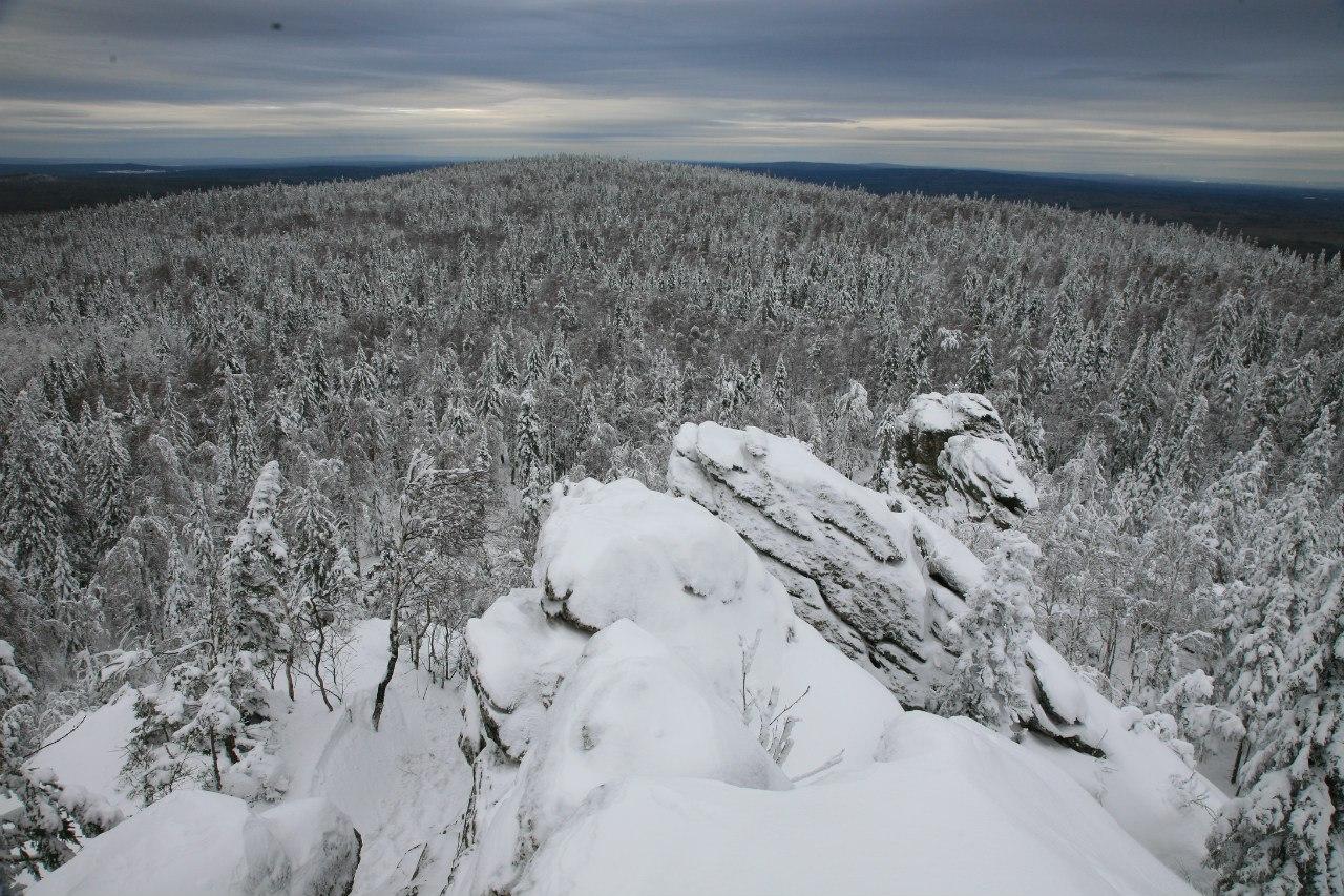 Гора Шунут, Свердловская область