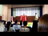 Шоу нарядов Древнего Китая