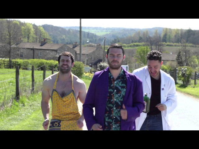 Danny Miller Emmerdale cast lip syncs Is This The Way To Amarillo