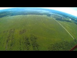 реальные прыжки с парашютом. Ил-76