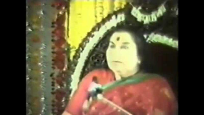Пуджа в Ганапатипуле, Бог – это Сат-Чит-Ананда 6.01.1988 г.