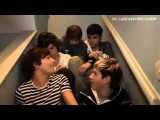 One Direction Video Diary - Week 8 - The X Factor Rus Sub
