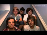 One Direction - x factor video diary - week 2 RusSub