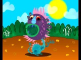 Ugly Monster song - from the Kid's Box Level 1 interactive DVD
