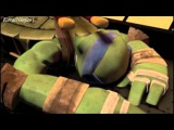 TMNT ~ Tiger Claw Kills Leo ~ (HD)