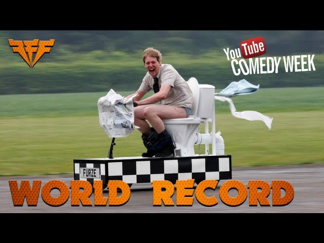 Colin Furze | World's fastest toilet - It's finished!