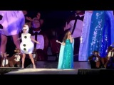 Taylor Swift And Idina Menzel Live Performance 'Let It Go' At U.S. Concert On Halloween In Tampa