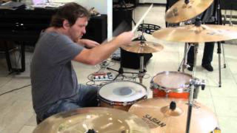Дмитрий Крылов - Соло на ударных (Drum Solo) - Искусство игры на ударной установке