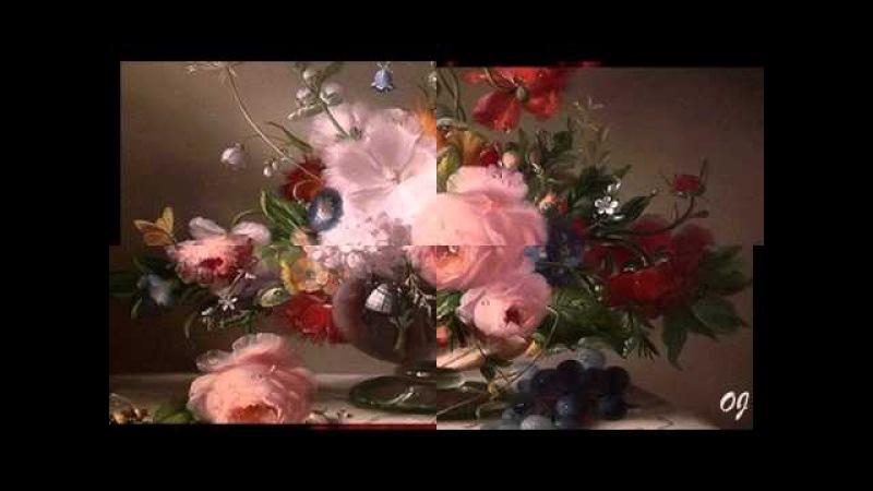 A pleasant Sunday ! - ( Beautiful paintings / Hildegard Schwammberger/ and music. )
