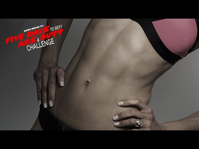 Sexy Butt Abs | Day 5 Burnout
