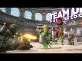 Plants vs. Zombies Garden Warfare 2 — Премьера игрового процесса на карте «Seeds of Time»