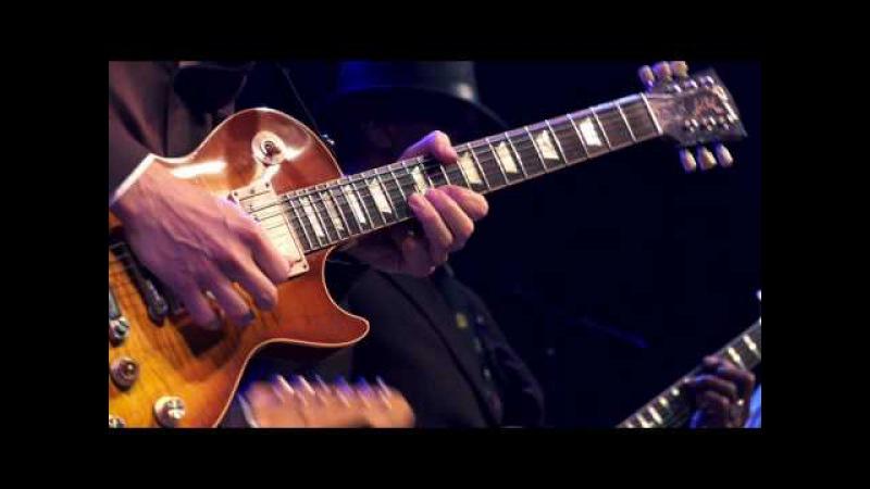 Joe Bonamassa, Hubert Sumlin Jimmy Vivino at Guitar Center's King of the Blues Finals