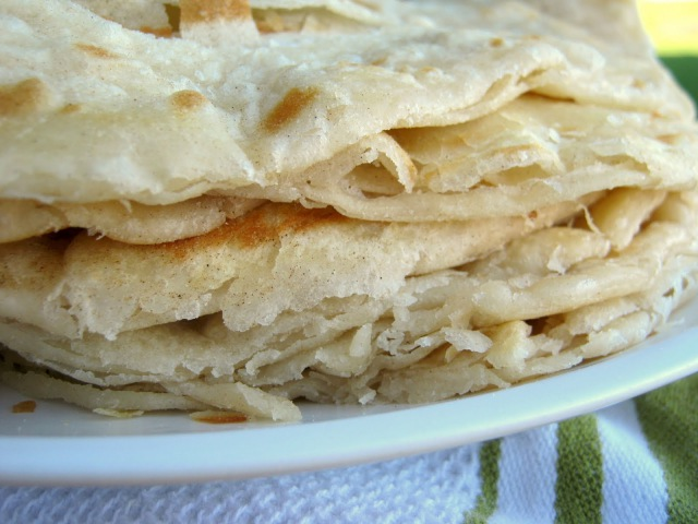 Surinamese Paratha Roti Suriname Recipes