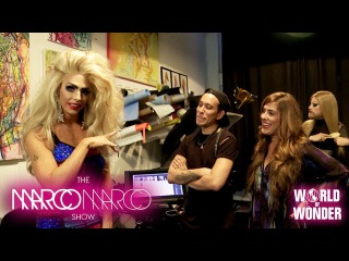 #MarcoMarcoShow - Haus of Edwards w/ Alyssa & Shangela