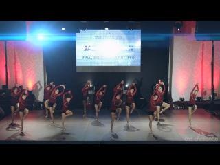 Winner Adults Big Group Pro Jazz/Modern | Totem Dance School | The Challenge Dance Championship 2015