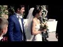 Арсений и Алина свадебный клип, Италия 2013