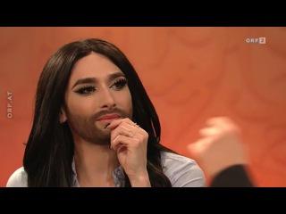 Conchita Wurst, Hape Kerkeling (STCKL, ORF2, 23-04-2015)
