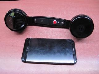 Винтажная bluetooth гарнитура из телефонной трубки. (Bluetooth Vintage Handset)