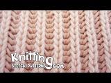 Brioche stitch | Two identical sides