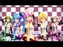 【MMD】Ikkitousen/ Matchless Warriors (一騎当千)