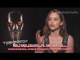 ИНТЕРВЬЮ: Эмилия Кларк дает интервью для «The Hollywood News» (рус. субт.)