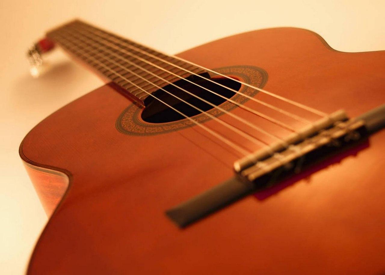 Афиша Тамбов Гитара классическая и не только