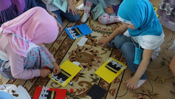 Азнакаевский мухтасибат приглашает дошкольников на развивающие курсы