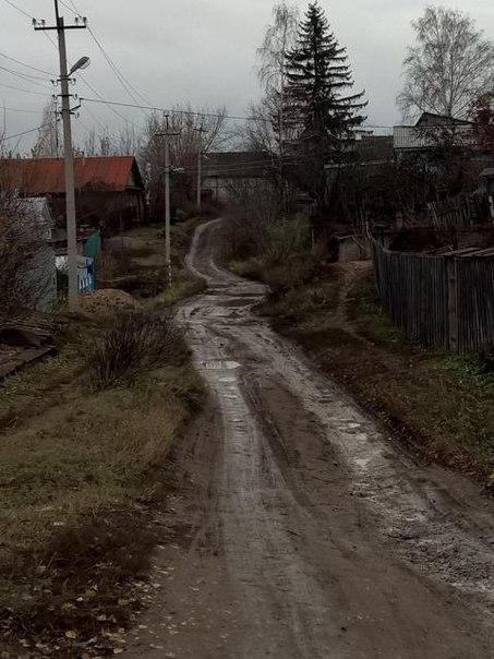 Житель Чистополя пожаловался на плохое состояние улицы Набережная Ржавец – «Народный контроль»
